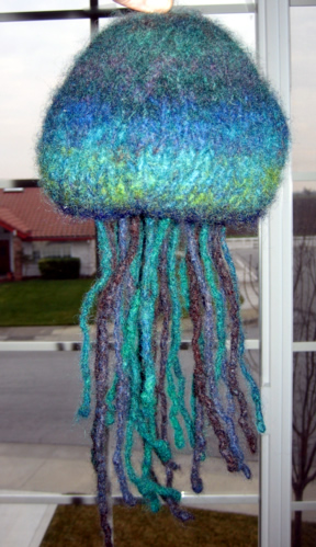 Knitting Pattern For Jellyfish : Knit One, Purr Too - Gallery: Jellyfish